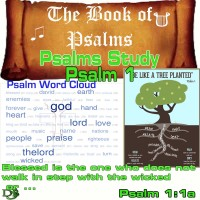 The Book of Psalms Study – Psalm 1